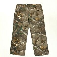 CARHARTT Mens Rugged Flex Rigby Camo Relaxed Fit Dungaree Pants NWT  32x32 36x32