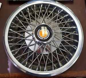 1977 1980 ford mustang bobcat pinto 13 wire wheel cover 1978 rh ebay ie