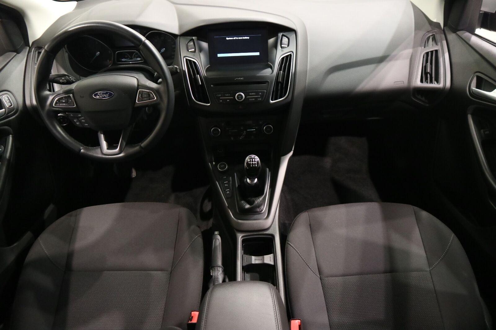 Ford Focus 1,5 TDCi 120 Business stc. - billede 13