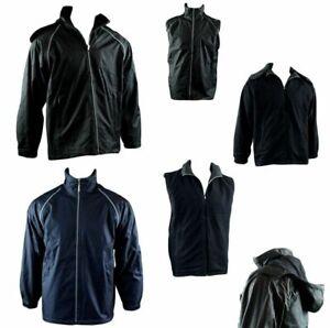 Mens-Reversible-Convertible-Hooded-Windbreaker-Windcheater-Jacket-Vest-4-in-1