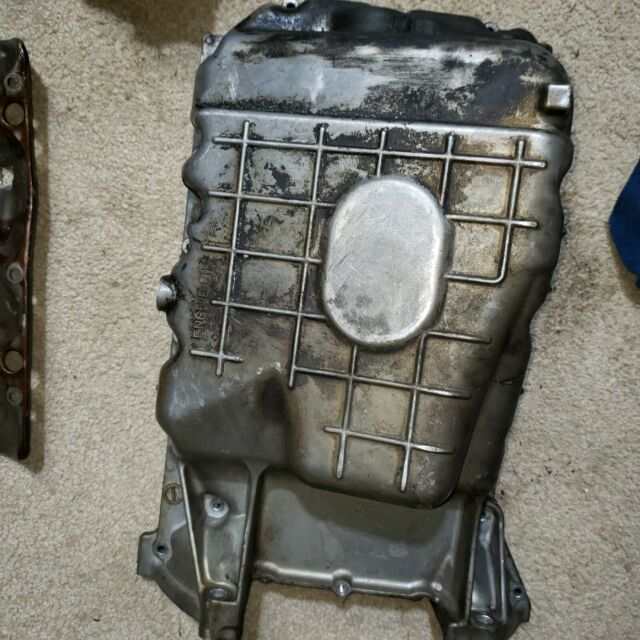 2002 04 ACURA RSX TYPE-S K20A2 OEM ENGINE OIL PAN #2 DC5