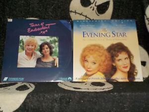 Terms-Of-Endearment-amp-The-Sera-Stella-Laserdisc-Shirley-Maclaine