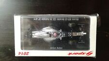 McLaren MP4-29 Mercedes n°22 3rd Australian GP 2014 Jenson Button 1/43