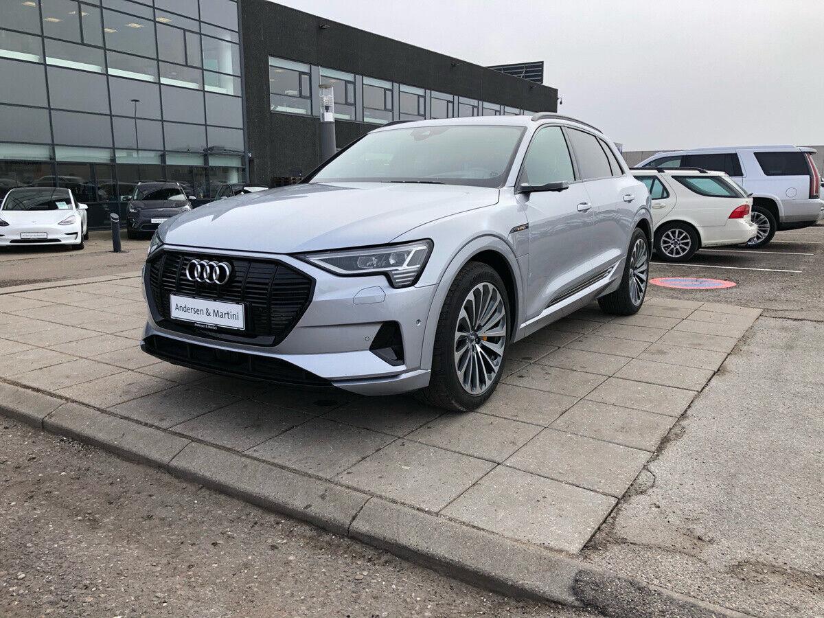 Audi e-tron 55 Advanced Prestige quattro 5d