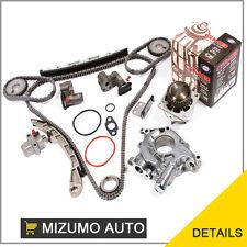 Fit Nissan Altima Maxima 350Z Infiniti VQ35DE Timing Chain Kit Water Oil Pump