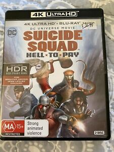 Steelbook Suicide Squad Blu-ray Discs for sale | eBay