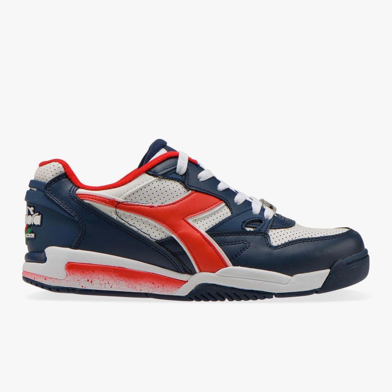 Diadora Rebound Ace Zapatillas Zapatos de Hombre Edición Limitada Doppo Fondo