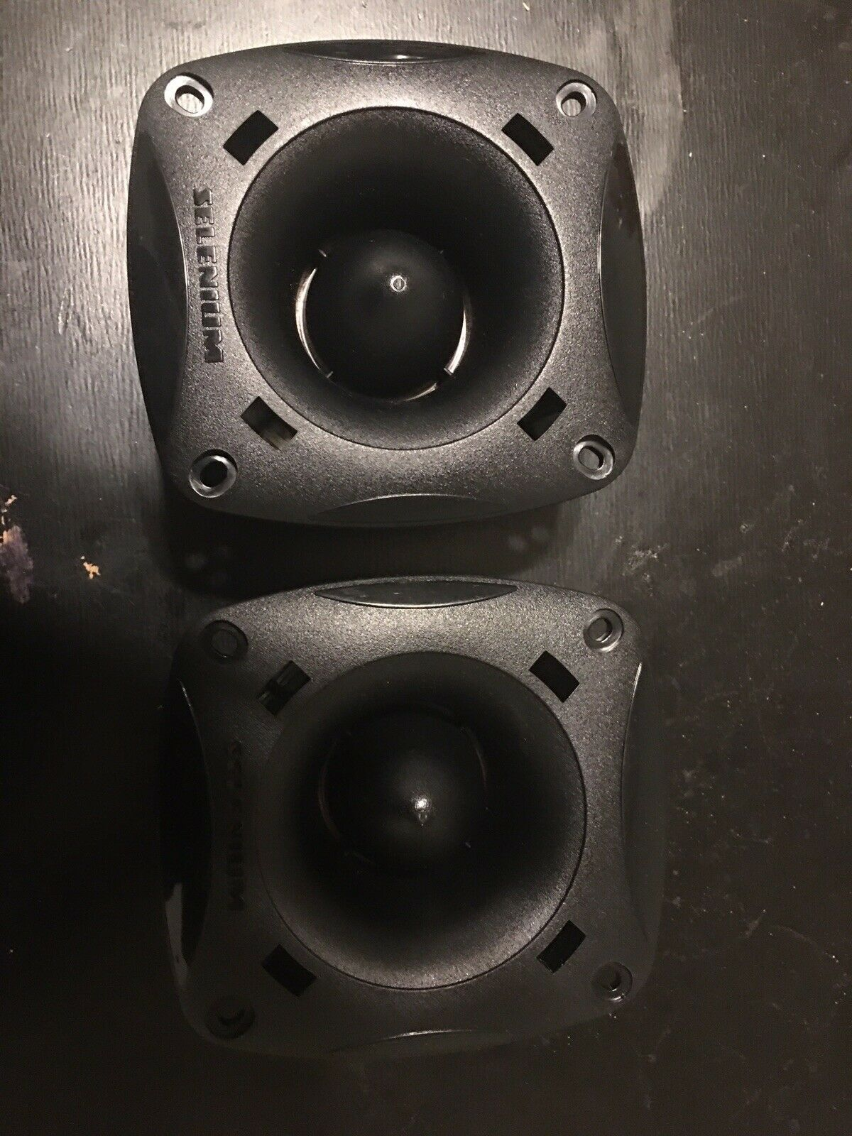 2 AUTHENTIC JBL   Selenium - ST200 Super Tweeter - 8 ohms, Phenolic, 1.75