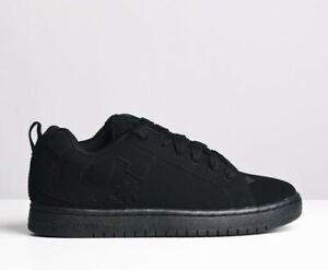 DC-Court-Graffik-300529-Black-Black-Black-3BK-Men-shoes-Low-top-Skateboard-Men