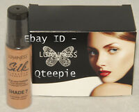 Luminess Air - Airbrush Foundation Shade F7 - .55 Oz Bottle - Silk Finish
