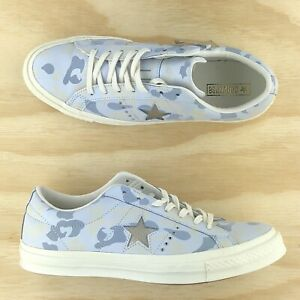 White Camouflage Womens Shoes 159704C