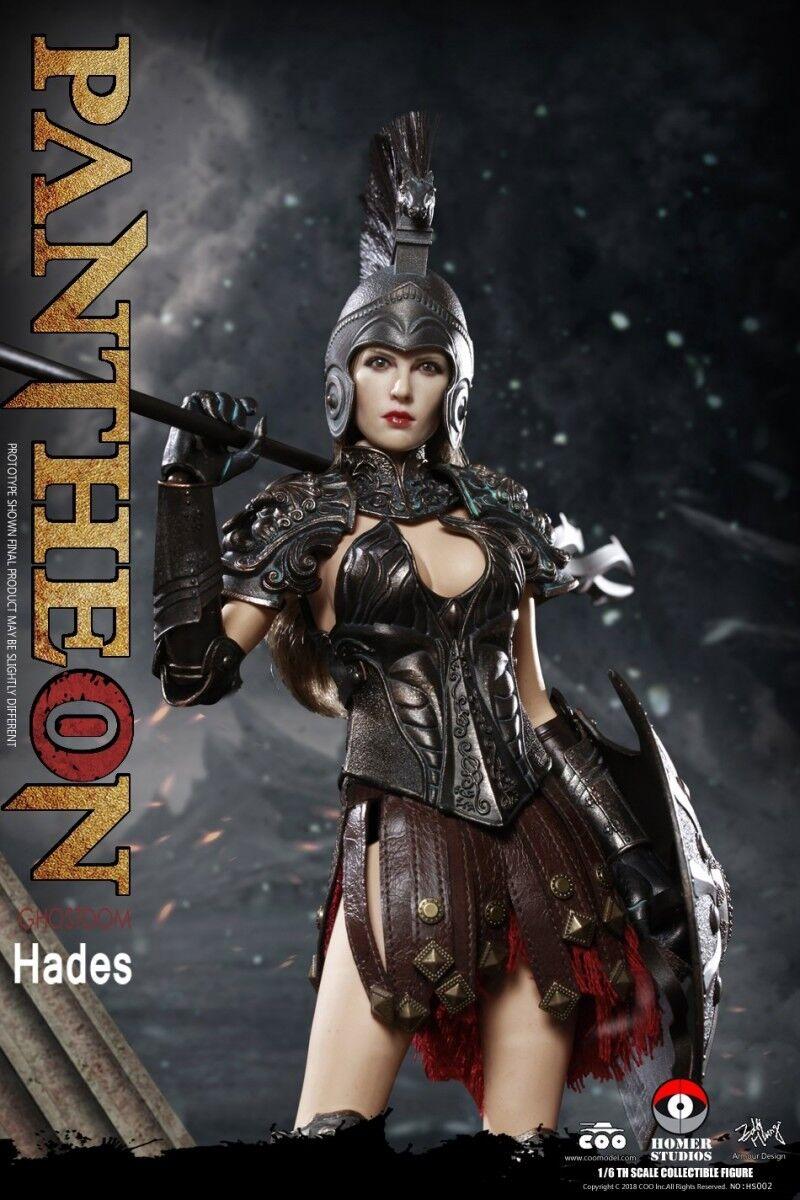 1 6 panteón Hades diosa del inframundo Coomodel X Homer HS002 Figura Modelo Juguete