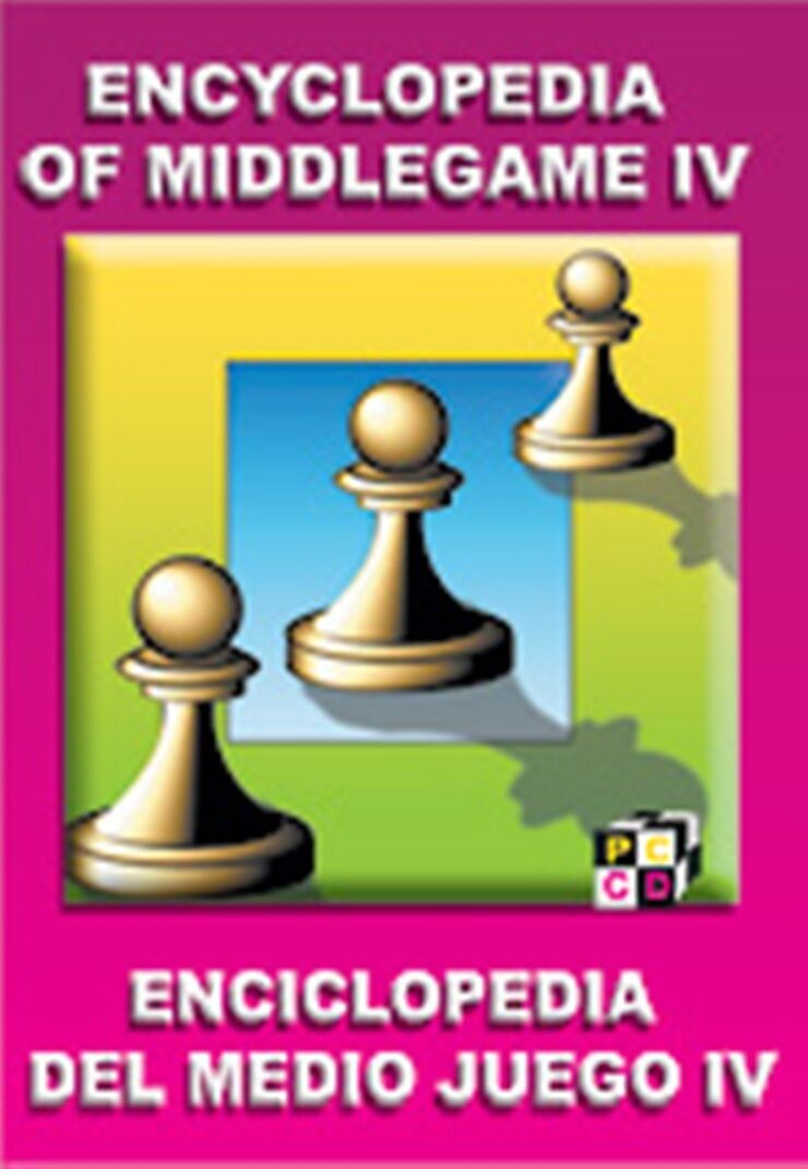 Image 1 - Encyclopedia of Middlegame, Vol. IV, chess software