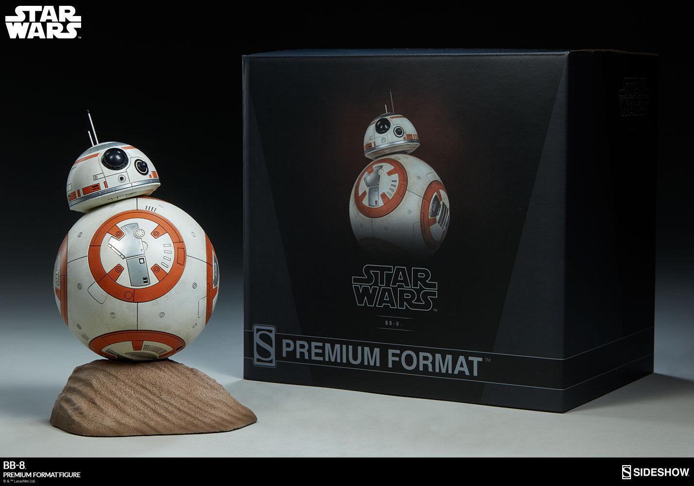 STAR WARS Episode VII Droid BB-8 Premium Format Figure 1 4 Statue Sideshow