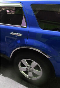 4 2012 Ford Escape Fender Flares Trim Covers Rust Ebay