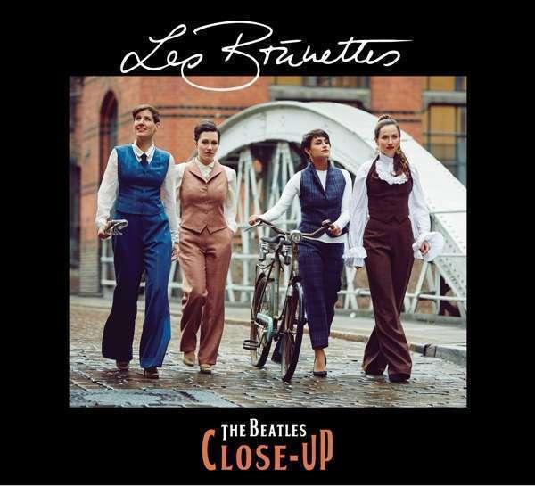 Morenas Les - Beatles Close-Up The New CD