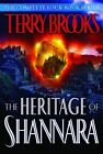 The Heritage of Shannara Book Brooks Terry HB 0345465547 BNT