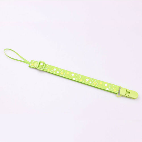 1PC Pacifier Holder with Plastic Clip Adjustable Pacifier Clip Soothies Teething