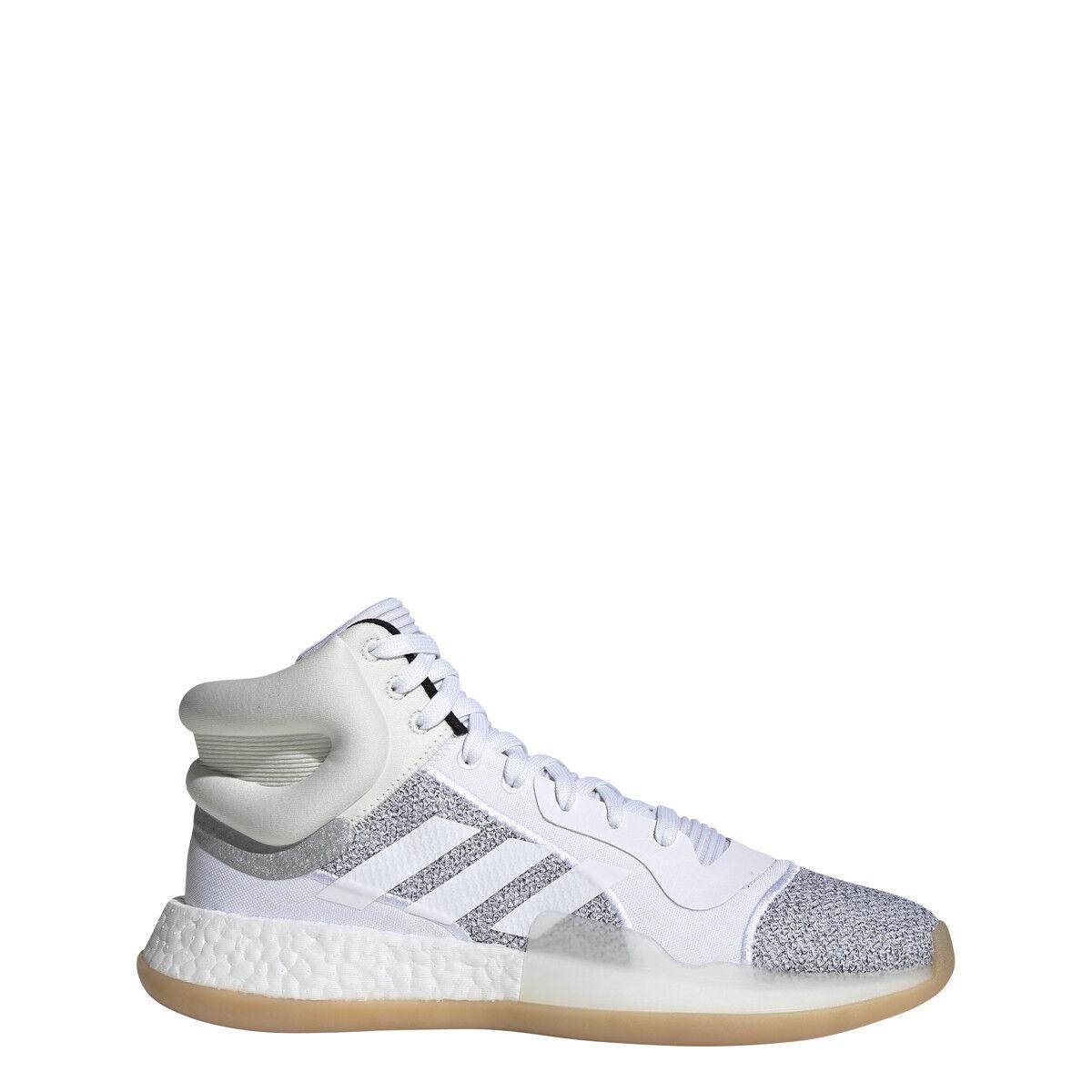 Adidas Adidas Adidas Men's Marquee Boost Basketball scarpe bianca - BB9299 79b76c