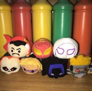 Disney-Marvel-Tsum-Tsum-Plush-Bundle-W-Tags