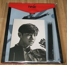 TVXQ! SPECIAL LIVE TOUR T1ST0RY - &...! TISTORY OFFICIAL GOODS MAX STATIONERY
