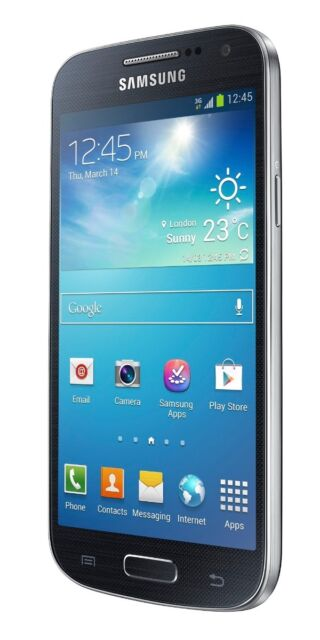 Samsung SCH-I257 Galaxy S4 Mini 16GB AT&T Android Smartphone