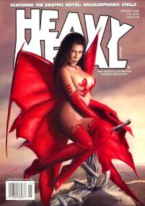Heavy-Metal-264-Issue-Collection-Free-Shipping-All-Hard-Core-All-Hard-Time