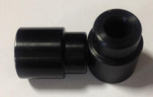 Œillets Bagues Anodisé Noir 39.88 mm Largeur x 6 mm ID pour Fox 803-03-015