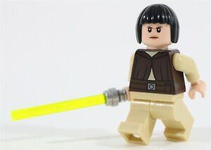 LEGO STAR WARS BASTILA SHAN MINIFIGURE JEDI KOTOR MADE OF GENUINE LEGO PARTS