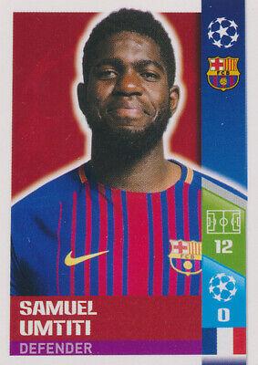 Samuel Grandsir Topps Champions League 18//19 Sticker 342