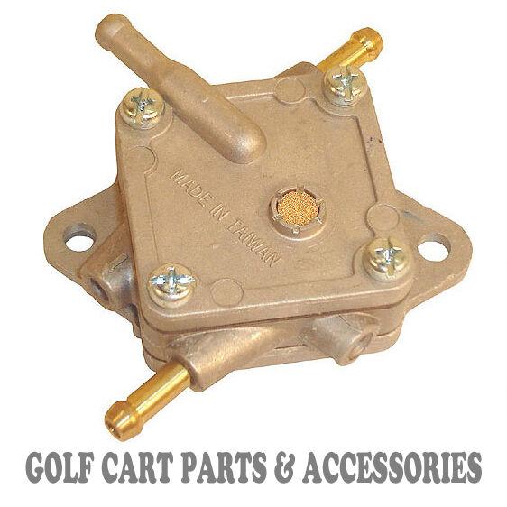 Yamaha Golf Cart Fuel Pump (1996-2007) G16, G20, G22 4-cycle Gas *NEW*