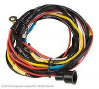 Ford Early 8n Wiring Harness For Tractor