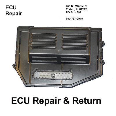 Jeep Wrangler Engine Computer ECM ECU PCM Repair /& Return  Jeep ECU Repair