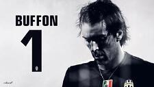 POSTER GIGI BUFFON JUVE JUVENTUS PIRLO VUCINIC TORINO SOCCER FOOTBALL CALCIO #6