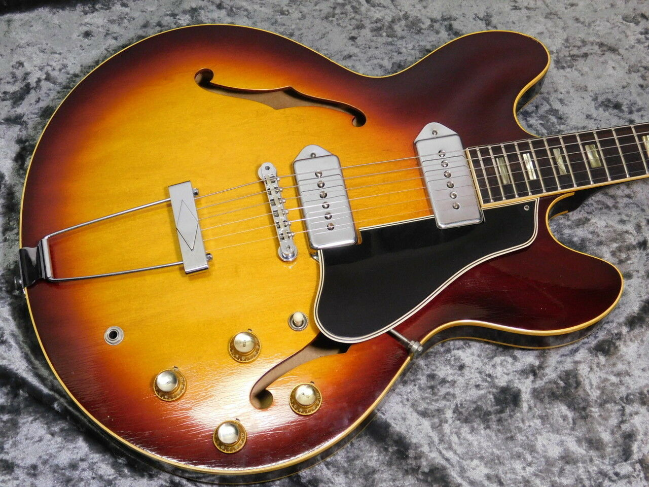 Gibson ES-330 TD '65 JAPAN beautiful rare EMS F S
