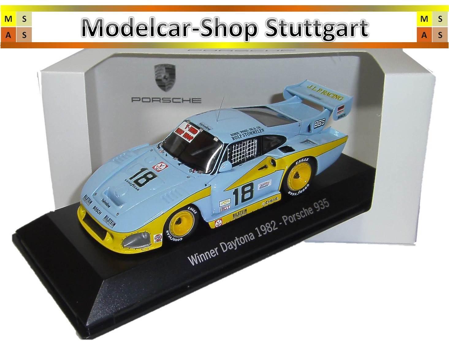 Porsche 935 winner daytona 1982 - Spark 1 43 - MAP02028214 - fabrikneu