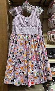 Disney Parks Dress Shop Disney Cats Reigning Cats Dress Xs Sm Md Lg Xl XXL New