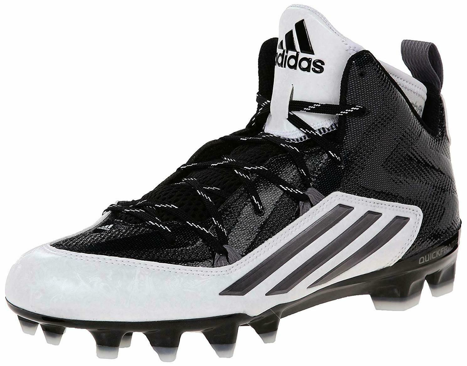 Adidas Performance Men's Crazyquick 2.0 Mid FTball Cleat
