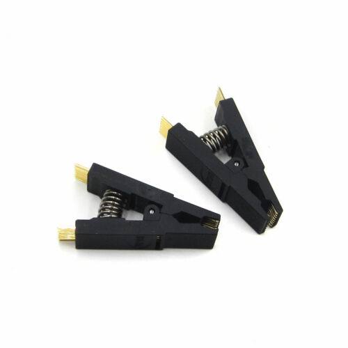1.27mm Programmer IC Testing Clamp Test Clip SOP SOIC 16 SOIC16 DIP16 BBC