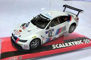 BMW-M3-GT2-Crowne-Plaza-Scalextric-1-32-Ref-A10156S300