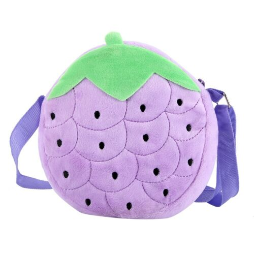 Baby Backpack Plush Cute Cartoon Animal Bag Children Kids School Gift