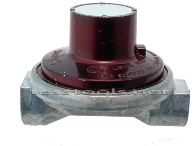 New Jiffy Feldmann Ice Fishing Auger Drill Propane Regulator Pro4 Gen 1/&2 4546