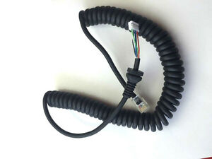 Mic-Cable-For-Yaesu-Microphone-MH36B6J-MH-48A6J-mic-replacement-cord