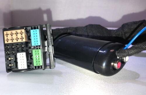 High Low Adapter Lautsprecher zu Cinch Wandler Converter plug /& play quadlock 2