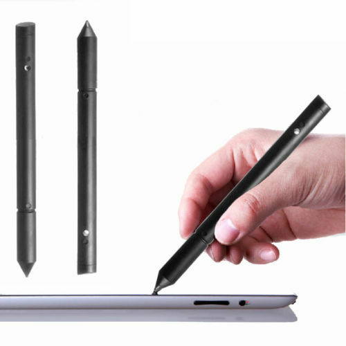 2in1 Touch Screen Pen Stylus For iPhone 5S 5C 5 4S 6 iPad 4 3 2 Mini Air 5 iPod