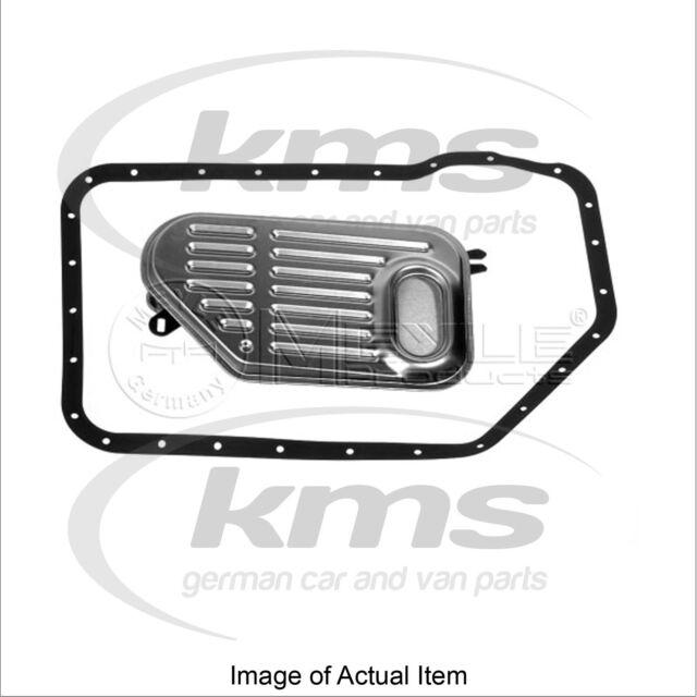 New Genuine MEYLE Automatic Gearbox Transmission Hydraulic Filter Set 100 398 00