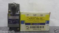 Square D 9007-c54a Limit Switch 9007c54a Series A