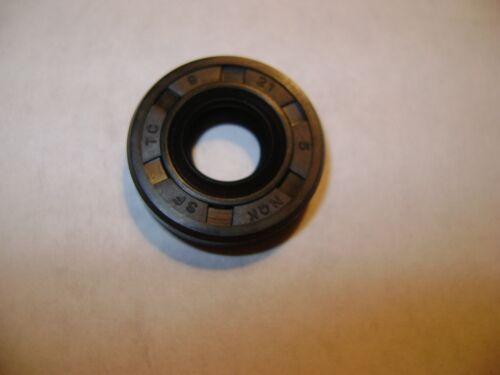 DUST SEAL 9mm X 21mm X 5mm NEW TC 9X21X5 DOUBLE LIPS METRIC OIL