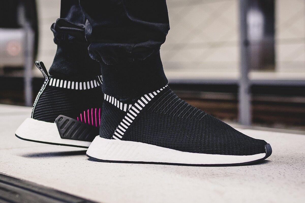 Adidas NMD CS2 City Sock 2 Core Black Size 14. BA7188 PK Ultra Boost Yeezy