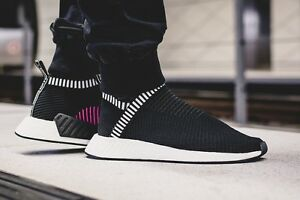 244f5754339 Adidas NMD CS2 City Sock 2 Core Black Size 11.5. BA7188 PK Ultra ...
